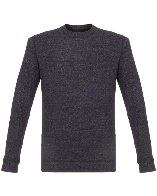 Naked & Famous - Blue Naked And Famous Dark Indigo Sweatshirt for Men - Lyst
