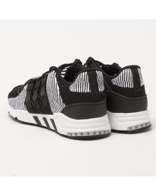 separation shoes 00d9c ddb99 Men's Eqt Support Rf Primeknit - Core Black & Ftw White