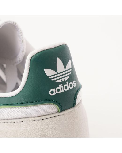 brand new 3ee21 17066 ... Adidas Originals - Forest Grove - Crystal White, Collegiate Green   Core Black for Men ...