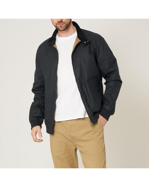 Barbour - Blue Navy Royston Jacket for Men - Lyst