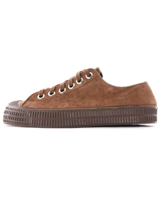 Novesta Brown Star Master Suede for men