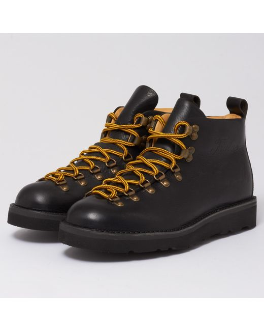 Fracap - Black M120 Scarponcino Boots for Men - Lyst