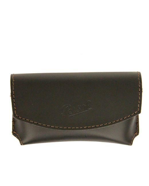 1563a667fa ... Persol - 714 Foldable Polarized Sunglasses- Black   Grey for Men - Lyst