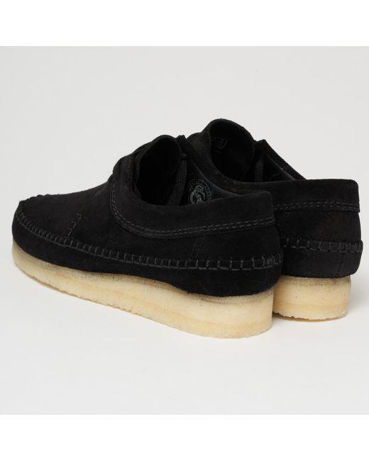 best loved 0d201 b6946 Men's Weaver Shoe- Black