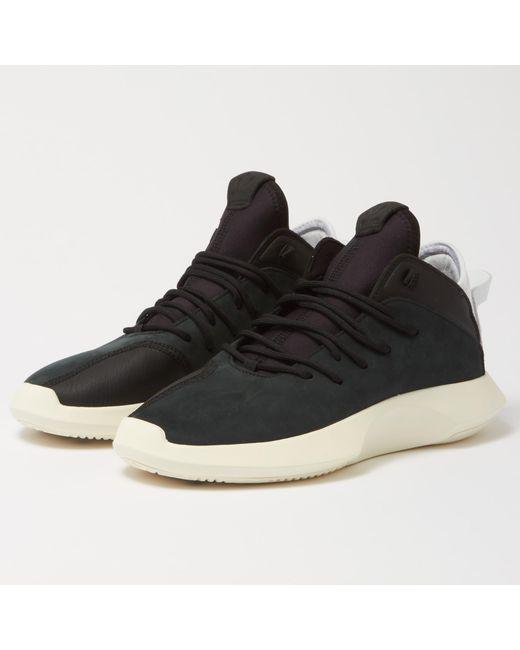 Lyst adidas originali da 1 nero & white in anticipo il nucleo ftwr
