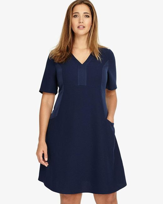 Studio 8 - Blue Kelis Dress - Lyst