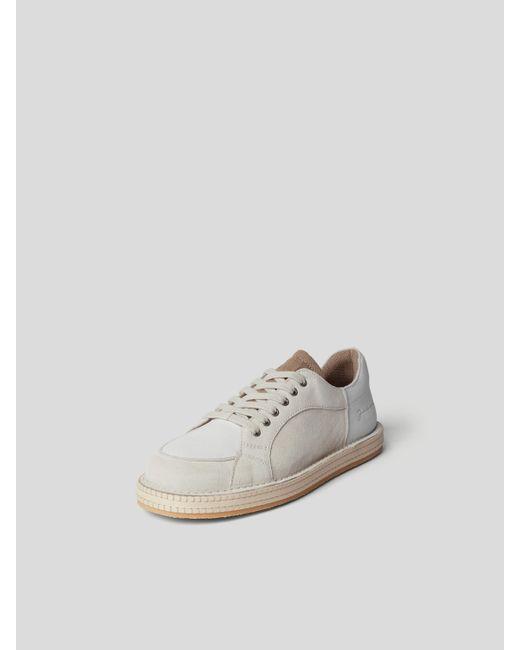 Jacquemus Sneaker mit Leder in Natural für Herren