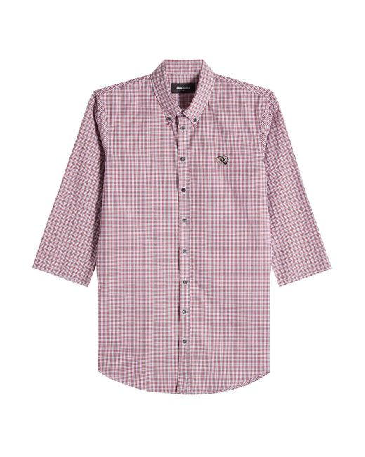 DSquared² - Multicolor Printed Short Sleeved Shirt for Men - Lyst