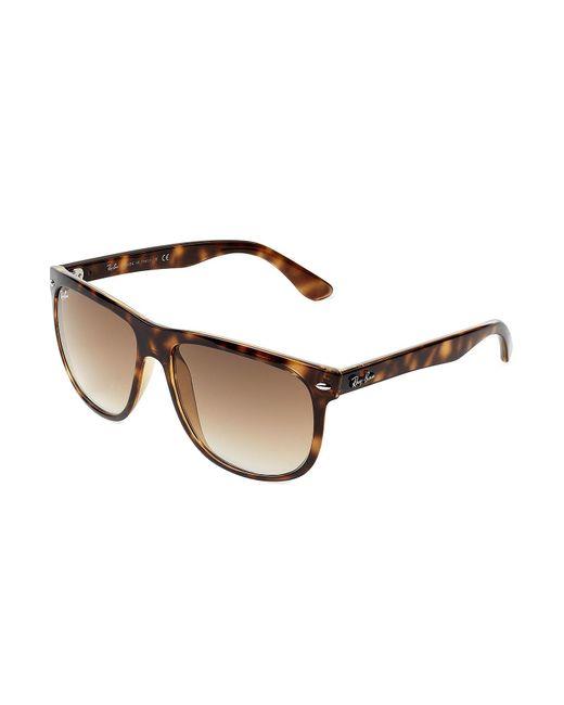 Ray-Ban | White Tortoise Shell Oversized Sunglasses | Lyst