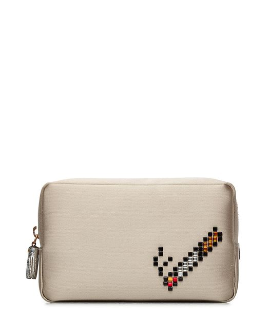 Anya Hindmarch | Multicolor Cigarette Makeup Pouch | Lyst