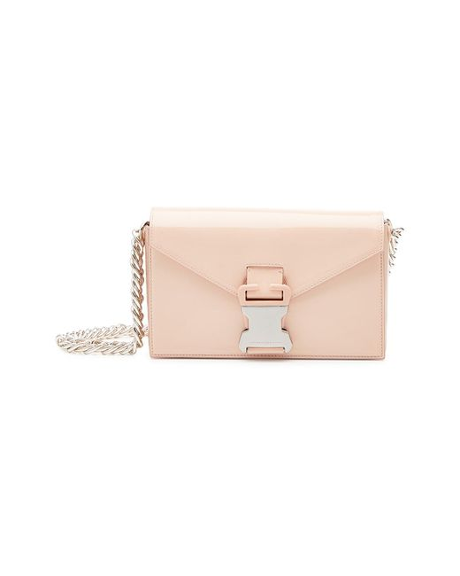 Christopher Kane - Multicolor Classic Sb Patent Leather Shoulder Bag With Chain - Lyst