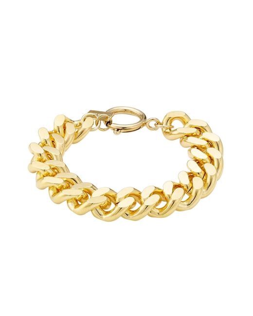 Isabel Marant | Multicolor Chunky Chainlink Bracelet | Lyst