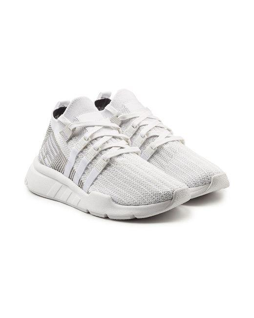 Adidas Originals - Multicolor Eqt Support Mid Adv Sneakers for Men - Lyst