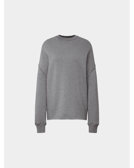 Rick Owens Gray DRKSHDW Sweatshirt