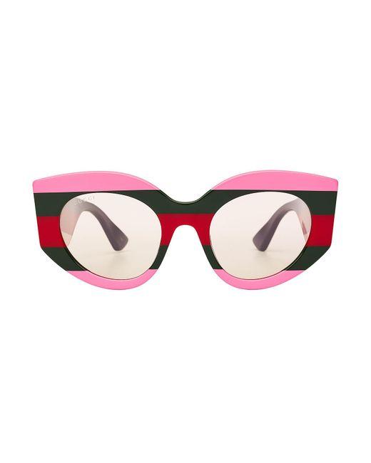 Gucci - Multicolor Statement Sunglasses - Lyst