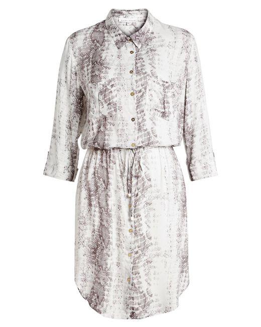 Heidi Klein - Multicolor Printed Shirt Dress - Lyst