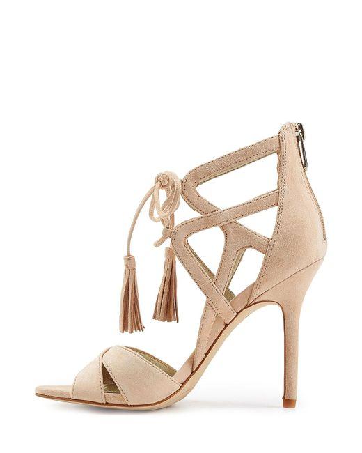 750219209 ... Sam Edelman - Multicolor Azela Suede Stiletto Sandals - Lyst ...