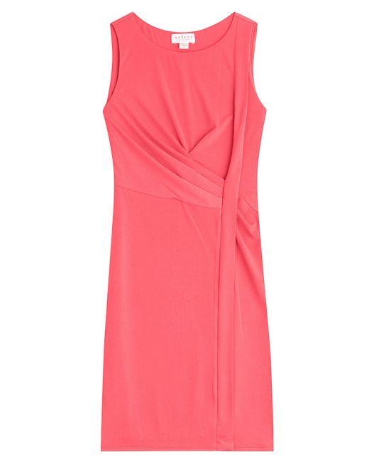 Velvet - Red Kahula Wrap Dress - Lyst