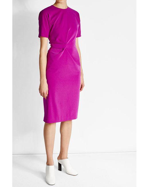 Rejina Pyo | Pink Knot Dress | Lyst