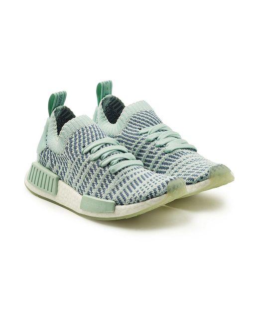 8f630bcc83393 Adidas Originals - Multicolor Nmd R1 Stlt Primeknit Sneakers - Lyst ...