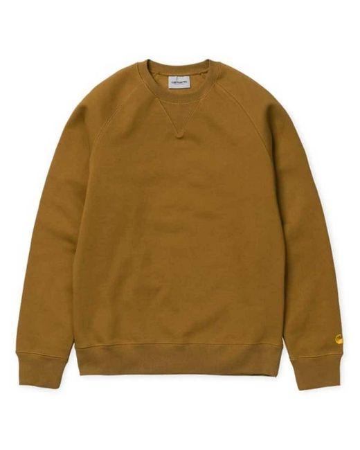 Carhartt Multicolor Chase Sweatshirt for men