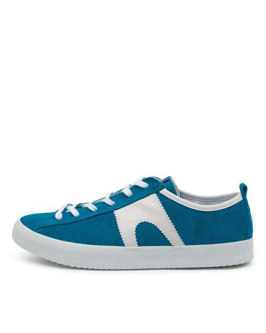 Camper Imar 518 M Cm Blue White Sneakers for men