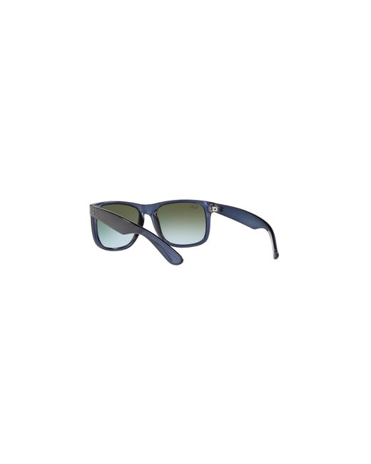 b39099660bf ... Ray-Ban - Blue Rb4165 54 Justin for Men - Lyst ...