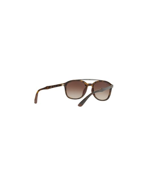 8a9219aee6 ... Ray-Ban - Brown Rb4290f 53 Asian Fitting for Men - Lyst ...