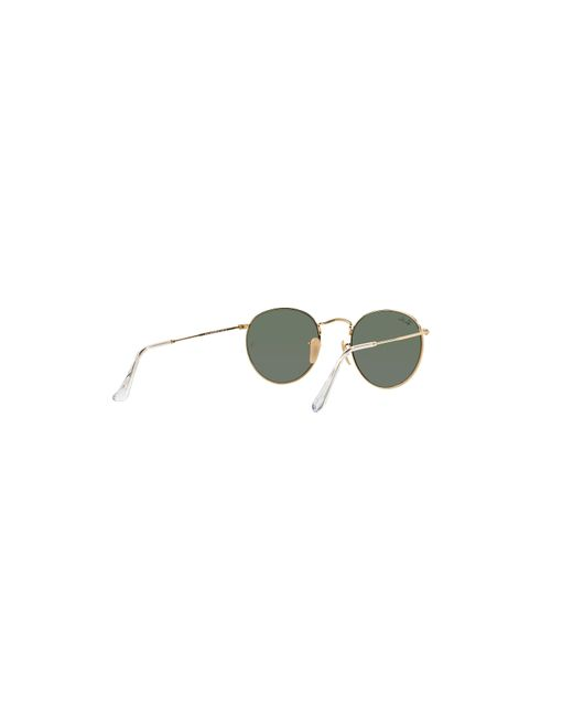 09b047ce8e ... Ray-Ban - Multicolor Rb3447 47 Round Metal for Men - Lyst ...