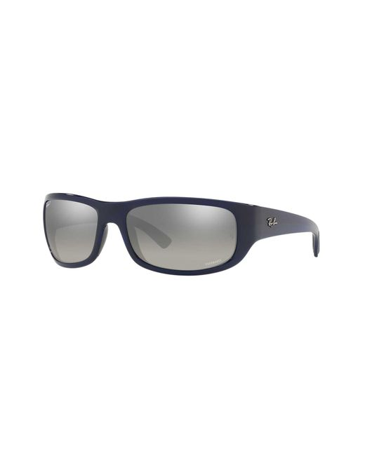 6b21e048f8 Ray-Ban - Gray Rb4283ch for Men - Lyst ...