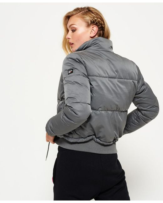 Luxe Sports Bomberjacke Superdry
