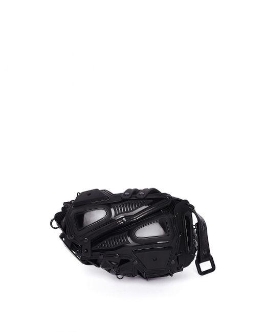 Черная Сумка-кроссбоди I02 Innerraum, цвет: Black