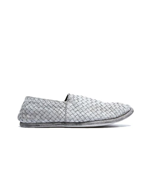 Guidi - Multicolor Leather Braided Slip-on Shoes for Men - Lyst