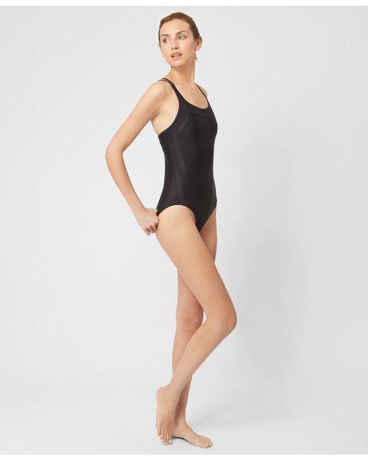 7501fe9cf9fc7 Lyst - Sweaty Betty Dolphin Swimsuit in Black - Save 10%