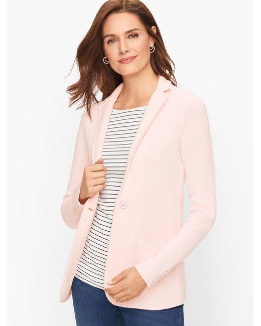Talbots Pink Plus Size