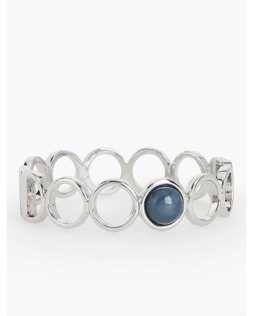 Talbots | Metallic Ring & Cabochon Bracelet | Lyst