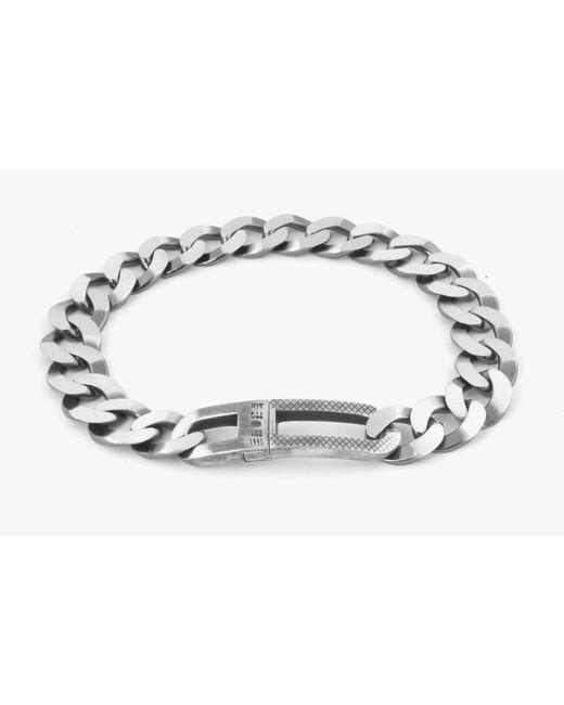 Tateossian - Metallic Grumette Bracelet for Men - Lyst