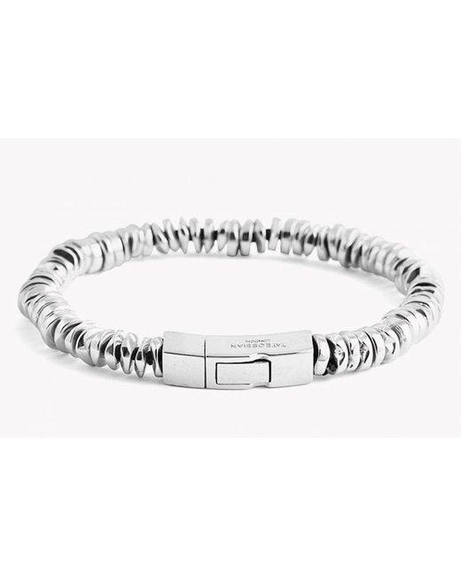 Tateossian Mens Click-Clasp Beaded Bracelet cfwW17yir