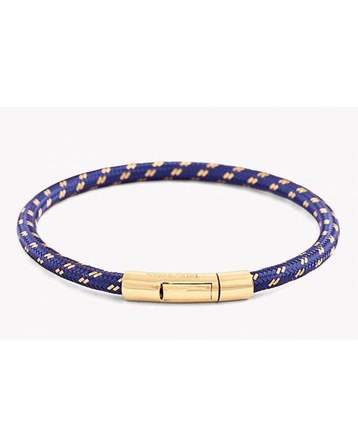 Tateossian | Pop Chalif 18k Gold Bracelet In Blue | Lyst