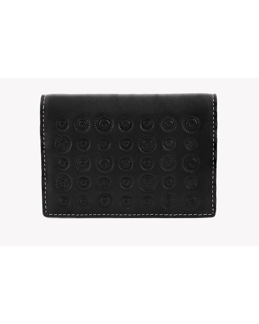 Browse Tateossian Silver & Black Gear Wallet Free Shipping Wholesale Price Low Price Fee Shipping Cheap Price Discount 2018 14WwJP