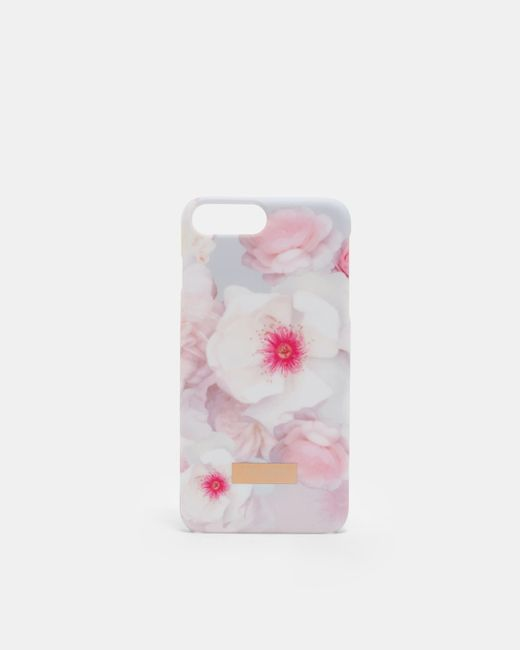 Ted Baker | Gray Chelsea Grey Iphone 7 Plus Case | Lyst