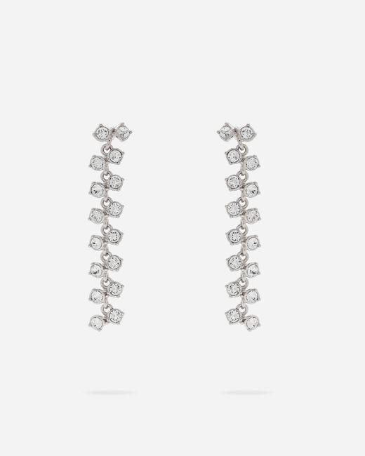 Ted Baker - Metallic Princess Sparkle Drop Earrings - Lyst