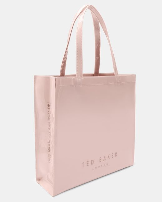Ted Baker Pink Sofcon Soft Large Icon Bag