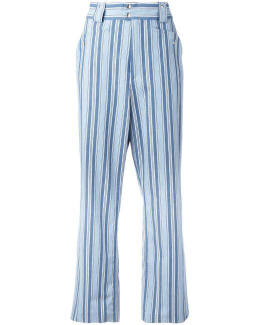 Isabel Marant | Blue Selina Trousers | Lyst
