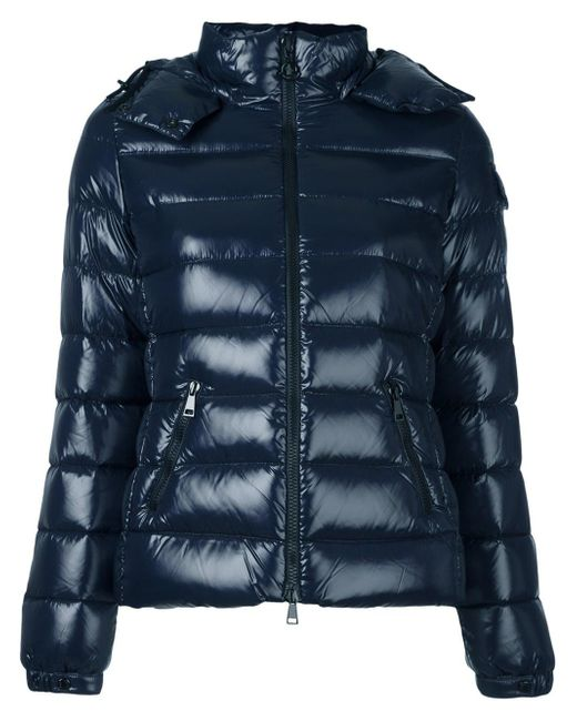 Moncler   Blue Clairy Quilted Shell Jacket   Lyst