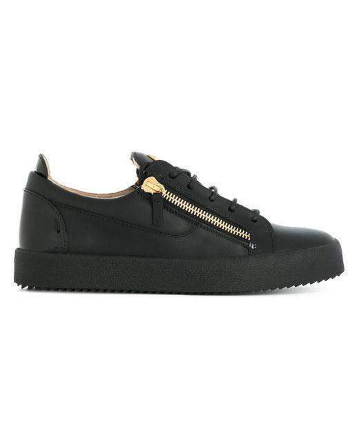 Giuseppe Zanotti - Black Sneaker Low for Men - Lyst
