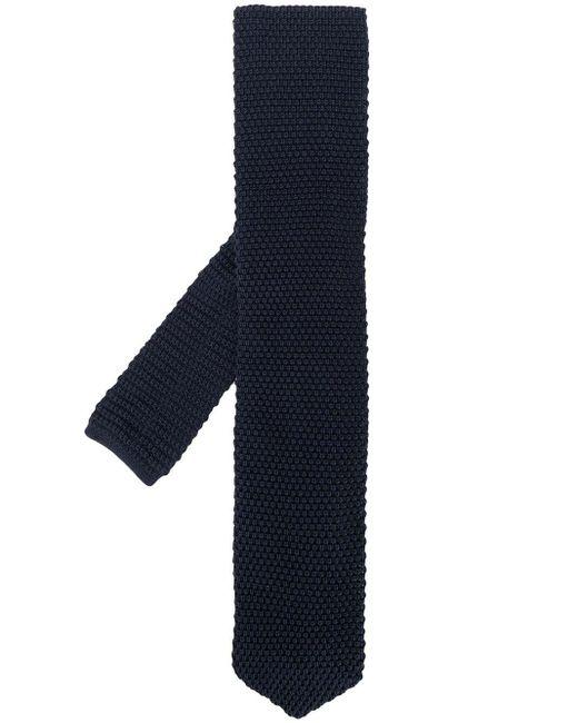 Cravatta di Brunello Cucinelli in Blue da Uomo