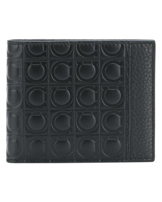 Ferragamo - Black Leather Wallet for Men - Lyst