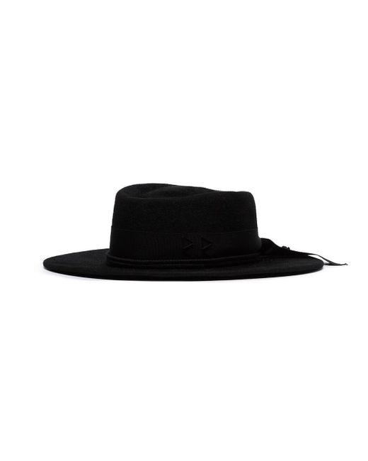 Cappello Gambler In Feltro di Ruslan Baginskiy in Black