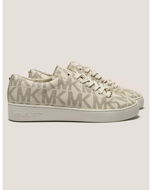 Michael Kors Keaton Trainer White